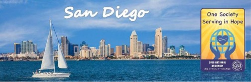 Registration for the 2018 National Assembly in San Diego is now open!